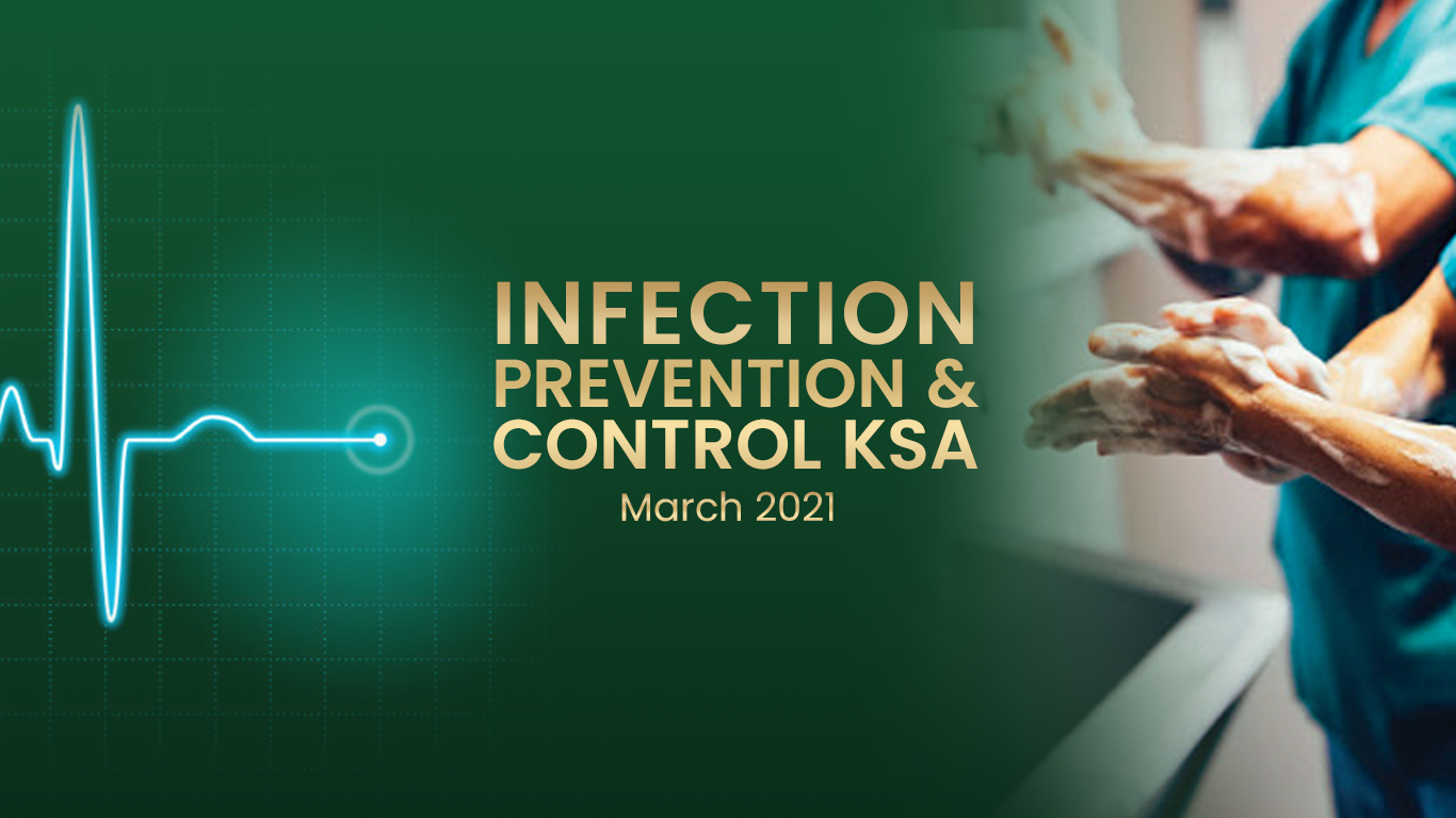 Infection Prevention and Control 2021 KSA